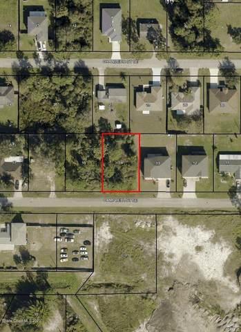 745 Campbell Street SE, Palm Bay, FL 32909 (MLS #891513) :: Premier Home Experts