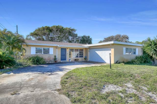 399 Ocean Spray Avenue, Satellite Beach, FL 32937 (MLS #891514) :: Engel & Voelkers Melbourne Central