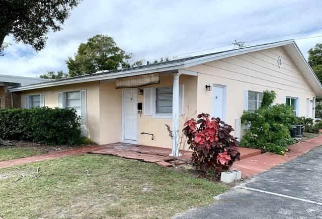 3645 Barna Avenue 5F, Titusville, FL 32780 (MLS #891515) :: Engel & Voelkers Melbourne Central