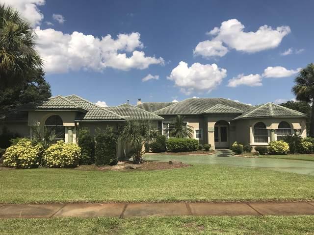 4569 Helena Drive, Titusville, FL 32780 (MLS #891528) :: Engel & Voelkers Melbourne Central