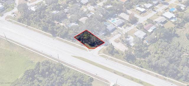 1563 Dixie Way, Melbourne, FL 32935 (MLS #891542) :: Engel & Voelkers Melbourne Central