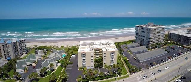 925 N Highway A1a #602, Indialantic, FL 32903 (MLS #891543) :: Engel & Voelkers Melbourne Central