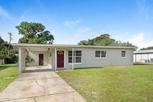 12 Garnet Avenue, Titusville, FL 32796 (MLS #891546) :: Engel & Voelkers Melbourne Central
