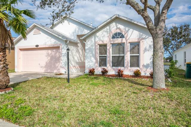 1238 White Oak Circle, Melbourne, FL 32934 (MLS #891560) :: Engel & Voelkers Melbourne Central
