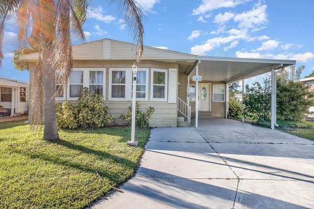 763 Lark Drive, Barefoot Bay, FL 32976 (MLS #891568) :: Engel & Voelkers Melbourne Central