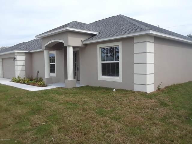 999 Quail Street SE #16, Palm Bay, FL 32909 (MLS #891585) :: Coldwell Banker Realty