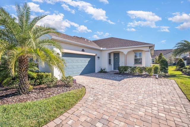 2643 Trasona Drive, Melbourne, FL 32940 (MLS #891588) :: Coldwell Banker Realty