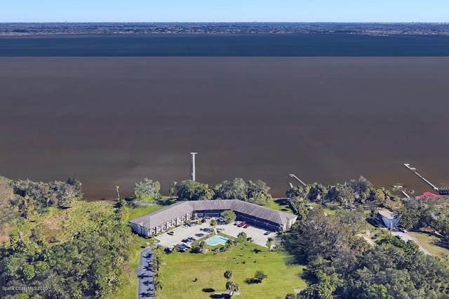 100 Canebreakers Drive #205, Cocoa, FL 32927 (MLS #891603) :: Blue Marlin Real Estate