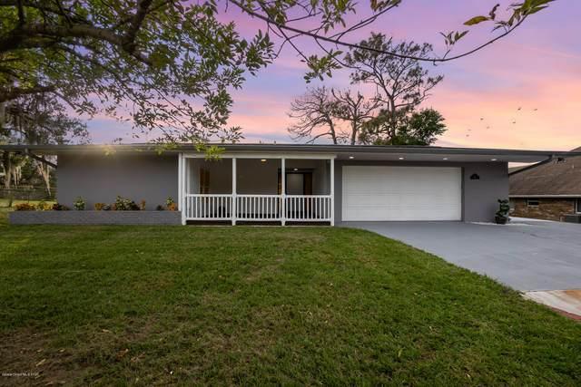 30 Fairglen Drive, Titusville, FL 32796 (MLS #891657) :: Blue Marlin Real Estate