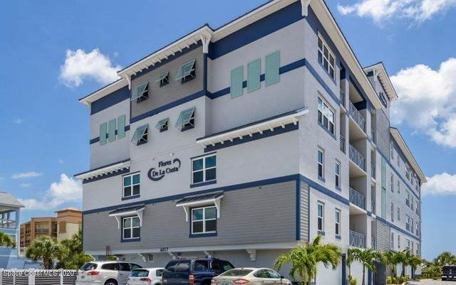 6015 Turtle Beach Lane #204, Cocoa Beach, FL 32931 (#891668) :: The Reynolds Team/ONE Sotheby's International Realty