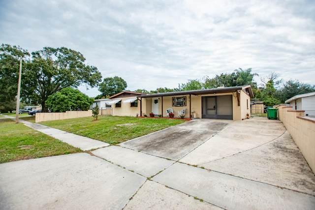 2418 Tulane Drive, Cocoa, FL 32926 (MLS #891693) :: Blue Marlin Real Estate