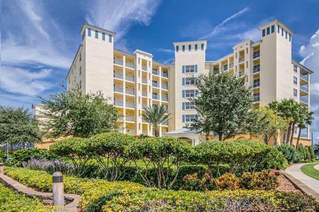 1437 Pineapple Avenue #402, Melbourne, FL 32935 (MLS #891715) :: Blue Marlin Real Estate