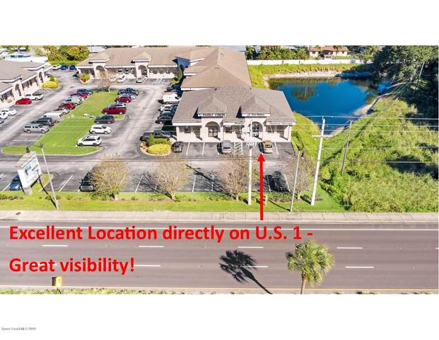 1982 U.S. Highway-1 #102, Rockledge, FL 32955 (MLS #891719) :: Engel & Voelkers Melbourne Central