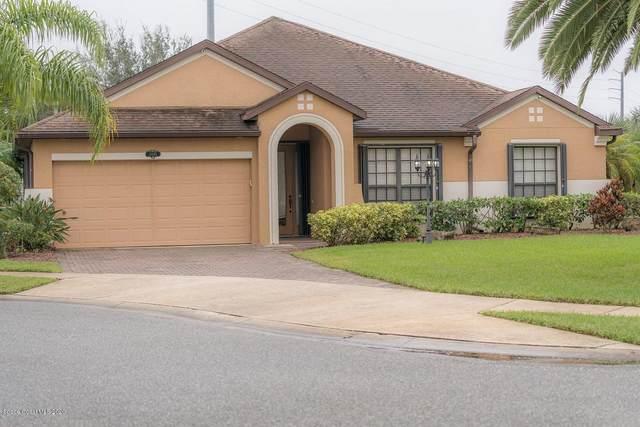1465 Talon Way, Melbourne, FL 32934 (MLS #891822) :: Blue Marlin Real Estate