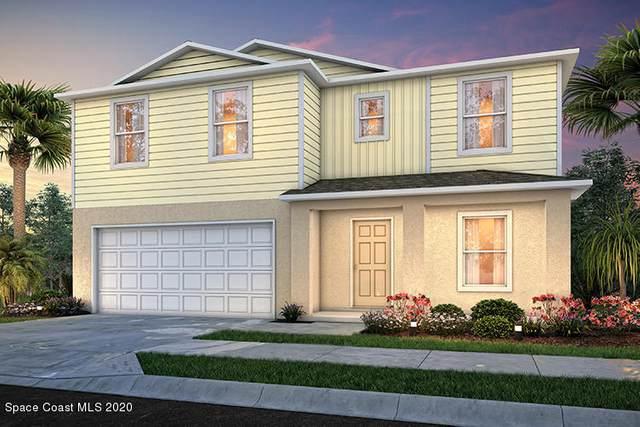 733 San Filippo Drive SE, Palm Bay, FL 32909 (MLS #891854) :: Blue Marlin Real Estate