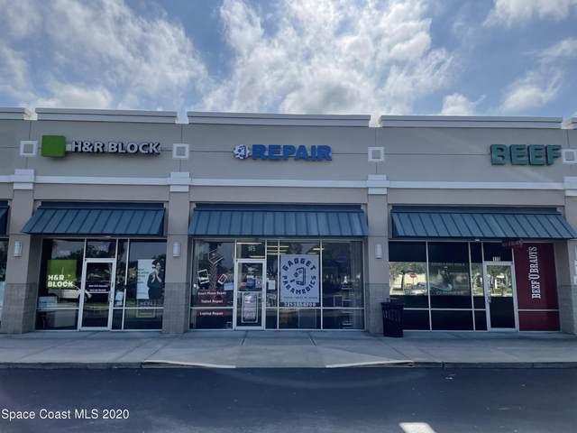 2301 State Road 524 #165, Cocoa, FL 32926 (MLS #891867) :: Premium Properties Real Estate Services