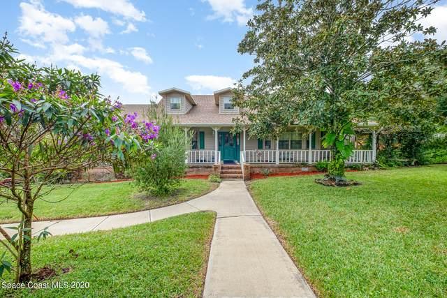 3645 Rosehaven Place, Titusville, FL 32796 (MLS #891922) :: Blue Marlin Real Estate