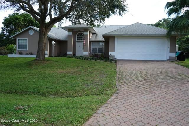 716 Hawser Street NE, Palm Bay, FL 32907 (MLS #891933) :: Premium Properties Real Estate Services