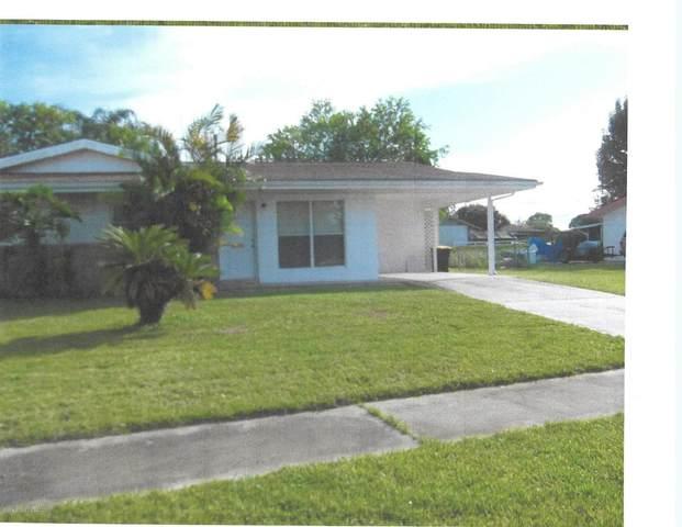 2872 Floresta Drive NE, Palm Bay, FL 32905 (MLS #891964) :: Blue Marlin Real Estate