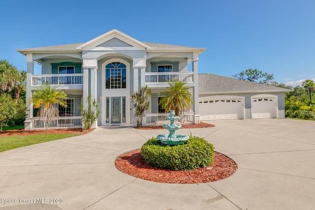 4180 S Tropical Trl S, Merritt Island, FL 32952 (MLS #891968) :: Premium Properties Real Estate Services
