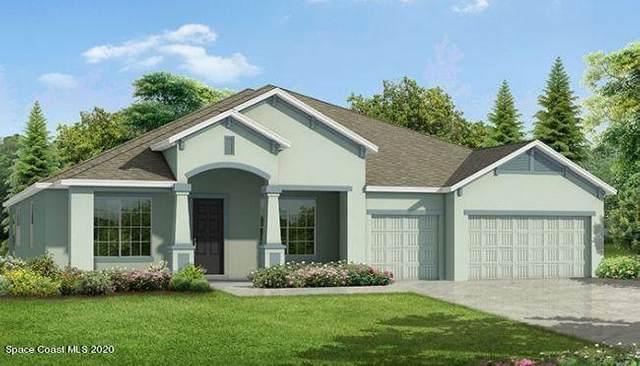 4835 Hebron Drive, Merritt Island, FL 32953 (MLS #891995) :: Blue Marlin Real Estate