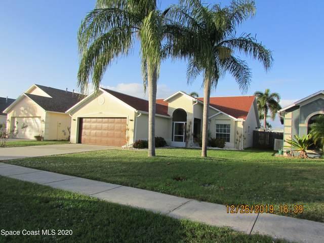2981 Pebble Creek Street, Melbourne, FL 32935 (MLS #892002) :: Premier Home Experts