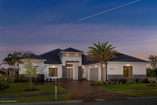 3329 Cappannelle Drive, Melbourne, FL 32940 (MLS #892072) :: Engel & Voelkers Melbourne Central