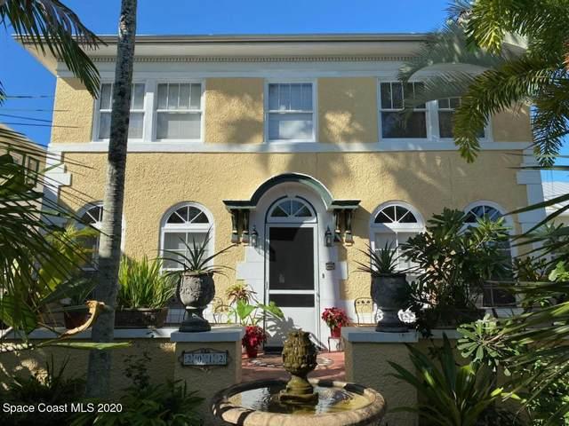 2012 Waverly Place, Melbourne, FL 32901 (MLS #892084) :: Premier Home Experts