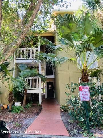225 S Tropical Trail #605, Merritt Island, FL 32952 (MLS #892106) :: Blue Marlin Real Estate