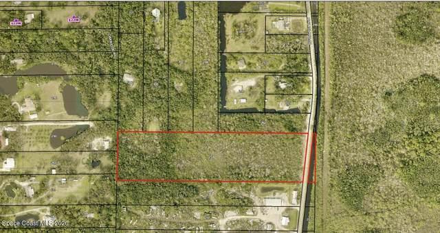 805 Pine Island Road, Merritt Island, FL 32953 (MLS #892108) :: Blue Marlin Real Estate