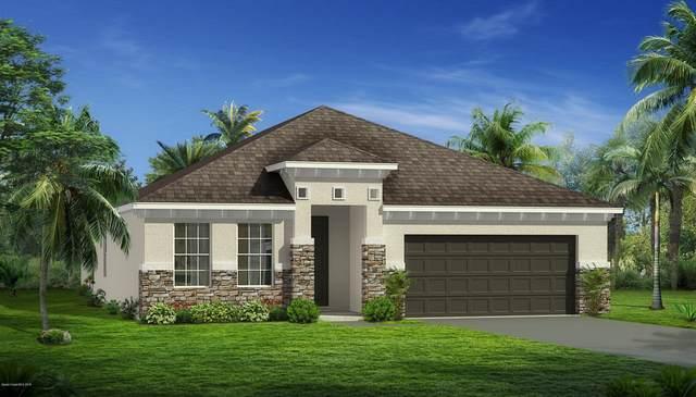 947 Corbin Circle SW, Palm Bay, FL 32908 (MLS #892118) :: Keller Williams Realty Brevard
