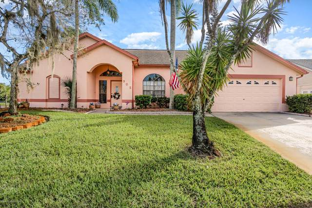 905 Brookshire Circle, Malabar, FL 32950 (MLS #892159) :: Premium Properties Real Estate Services