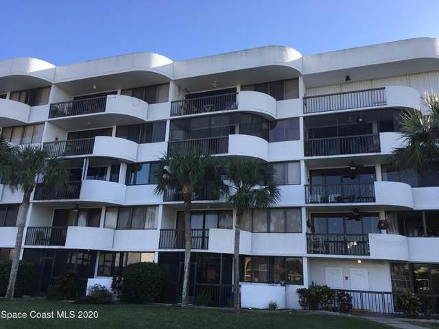 300 Columbia Drive #3406, Cape Canaveral, FL 32920 (MLS #892164) :: Blue Marlin Real Estate