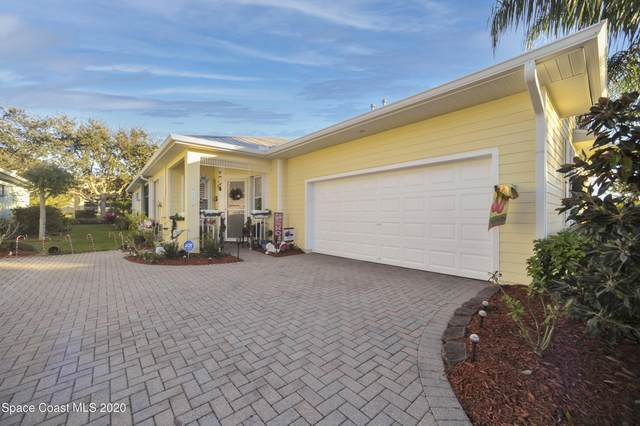 4260 Alamanda Key Drive, Melbourne, FL 32901 (MLS #892176) :: Blue Marlin Real Estate