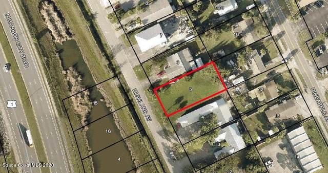 2193 Highland Avenue, Melbourne, FL 32935 (MLS #892192) :: Engel & Voelkers Melbourne Central
