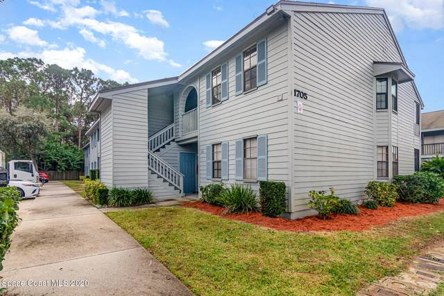 1705 Harrison Street #251, Titusville, FL 32780 (MLS #892203) :: Blue Marlin Real Estate