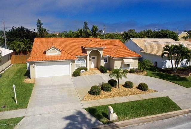 130 Waters Edge Lane, Indialantic, FL 32903 (MLS #892220) :: Blue Marlin Real Estate