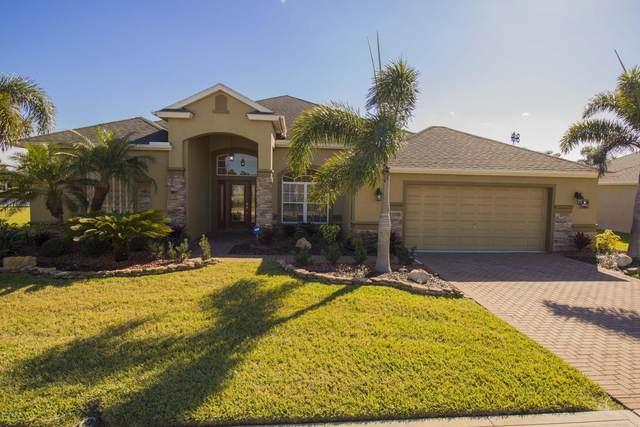 2943 Sonoma Way, Rockledge, FL 32955 (MLS #892278) :: Blue Marlin Real Estate
