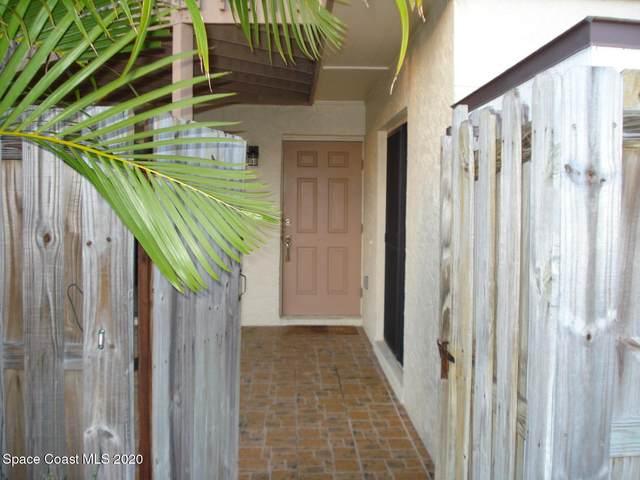 200 S Banana River Boulevard #1302, Cocoa Beach, FL 32931 (MLS #892368) :: Blue Marlin Real Estate