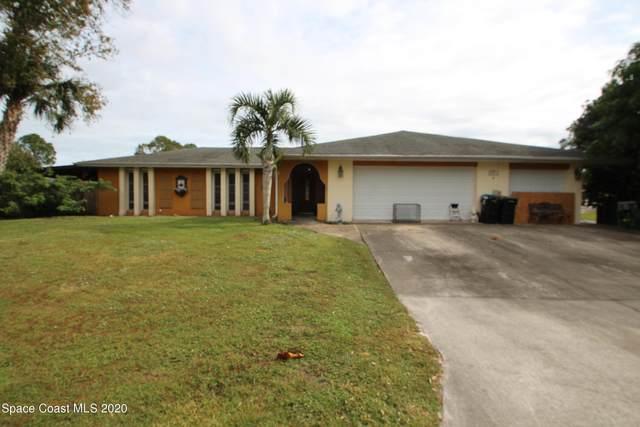 207 Wavecrest Avenue NE, Palm Bay, FL 32907 (MLS #892377) :: Premier Home Experts