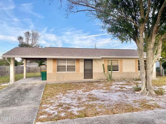 2790 Locksley Road, Melbourne, FL 32935 (MLS #892389) :: Blue Marlin Real Estate