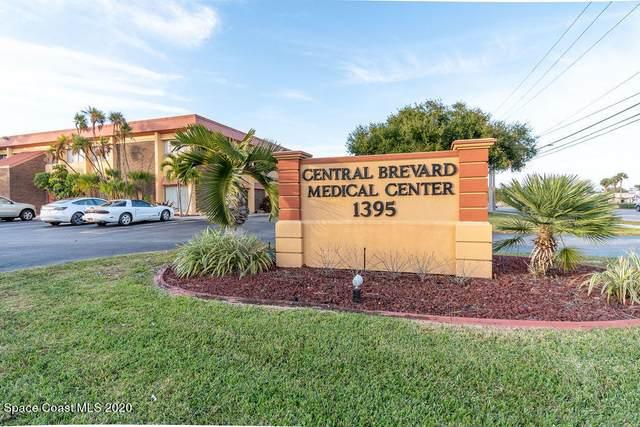 1395 N Courtenay Parkway #207, Merritt Island, FL 32953 (MLS #892442) :: Blue Marlin Real Estate