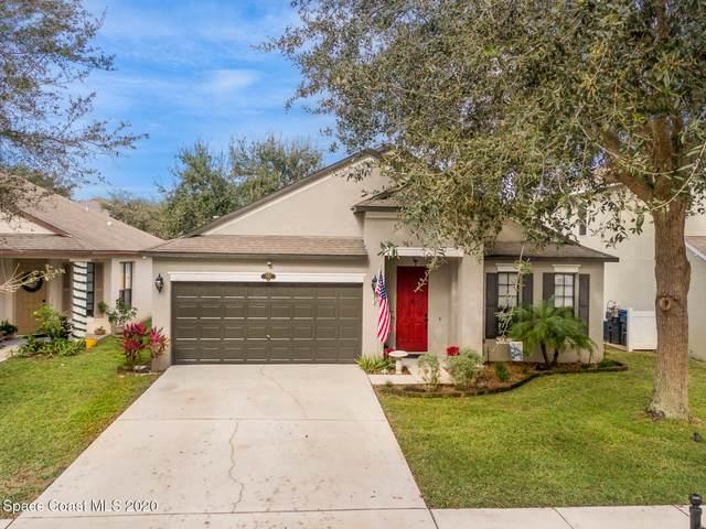592 Marian Court, Titusville, FL 32780 (MLS #892589) :: Blue Marlin Real Estate