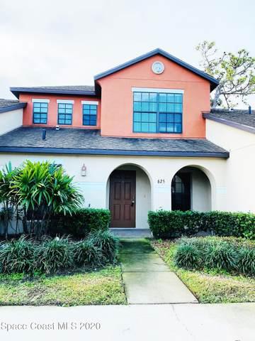 625 Margie Drive, Titusville, FL 32780 (MLS #892640) :: Blue Marlin Real Estate