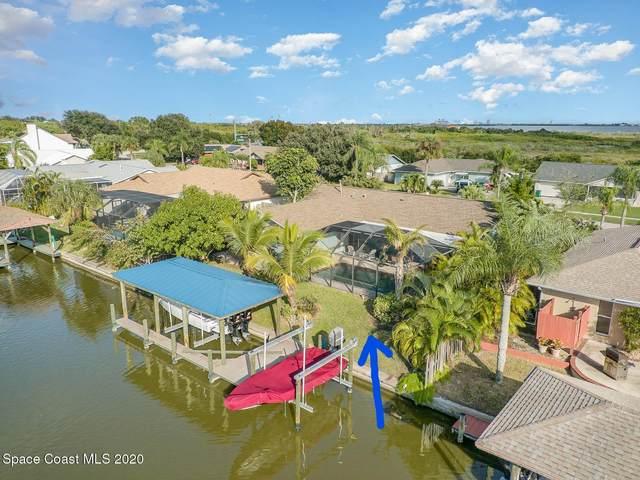 2175 Capeview Street, Merritt Island, FL 32952 (MLS #892664) :: Blue Marlin Real Estate