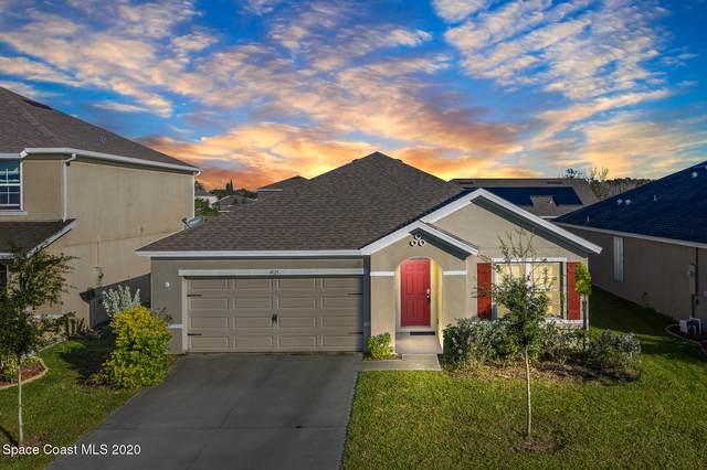 4825 Pagosa Springs Circle, Melbourne, FL 32901 (MLS #892676) :: Blue Marlin Real Estate
