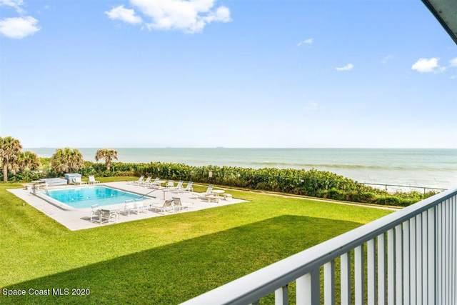 307 Highway A1a #6, Satellite Beach, FL 32937 (MLS #892692) :: Premium Properties Real Estate Services