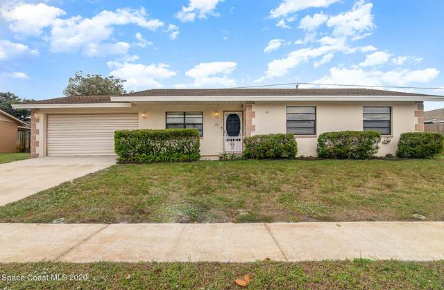 606 W Ford Circle W, Melbourne, FL 32935 (MLS #892695) :: Blue Marlin Real Estate
