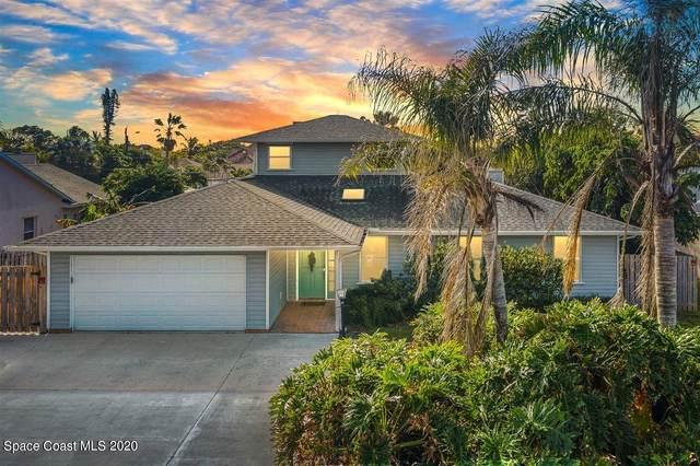 145 Richards Road, Melbourne Beach, FL 32951 (MLS #892696) :: Blue Marlin Real Estate