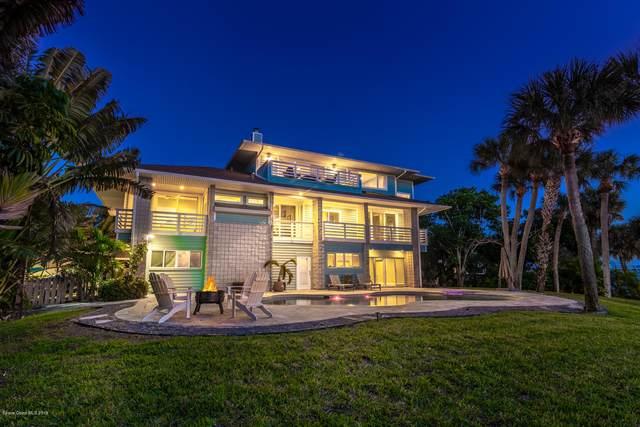 400 Richards, Melbourne Beach, FL 32951 (MLS #892702) :: Blue Marlin Real Estate